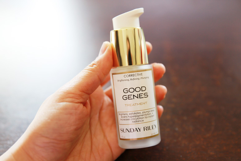 Good Genes In A Bottle? Sunday Riley Says Yes