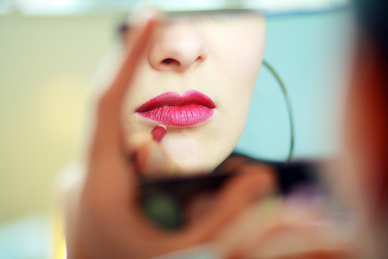 "Why I Don't Believe In All That ""Choosing The Right Lipstick Colour"" Jazz"