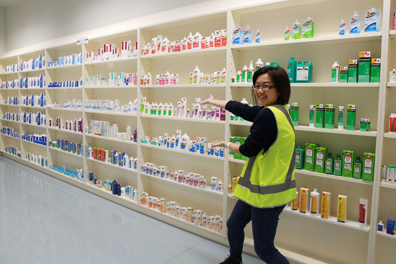 Ego Pharmaceuticals Factory Tour: Want To See How Your Skincare Products Are Made?