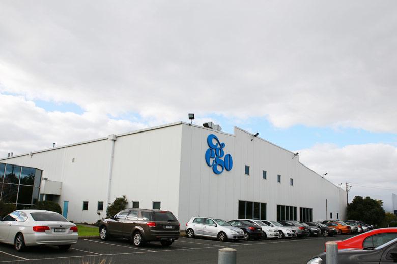 Ego Pharmaceuticals Manufacturing Facility Tour