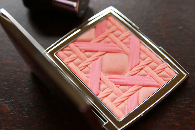 Dior My Lady Cannage Blush Spring 2015 in 007