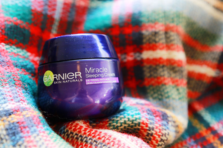 Wake Up With Boing Boing Skin With Garnier's Miracle Sleeping Cream