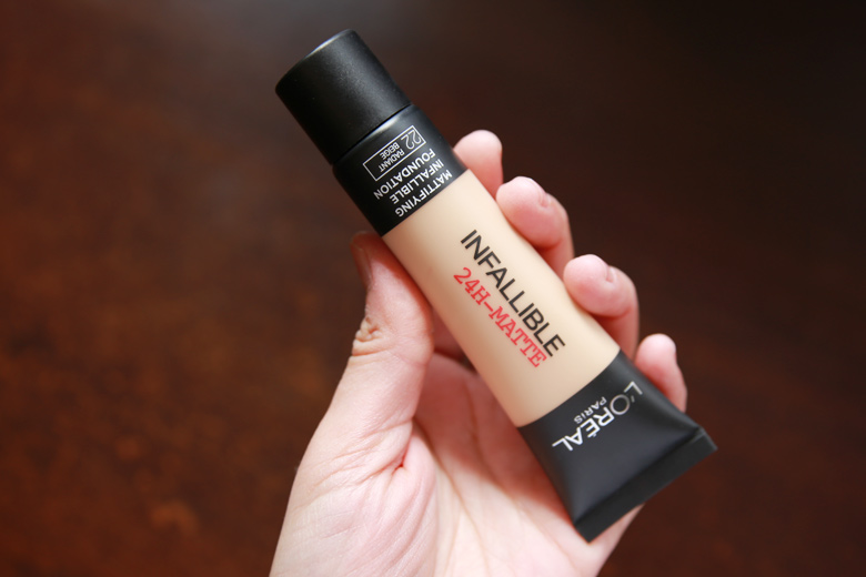L'Oreal Infallible 24H Matte Foundation: Is There Such A Thing As Too Matte?