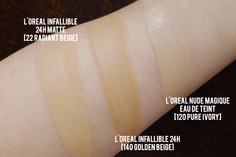 Loreal Infallible 24h Matte Foundation Is There Such A Thing As