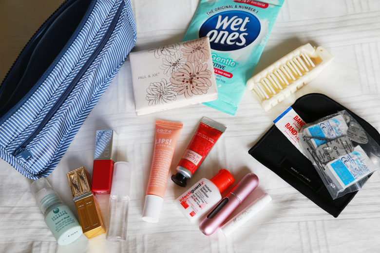 What's In My Makeup Bag July 2015