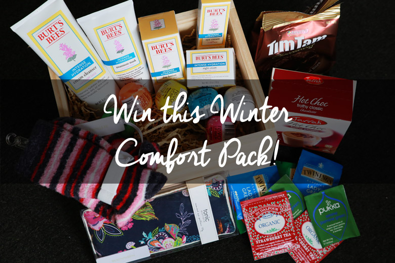 WIN A Winter Comfort Pack To Combat Those Wintry Blues!