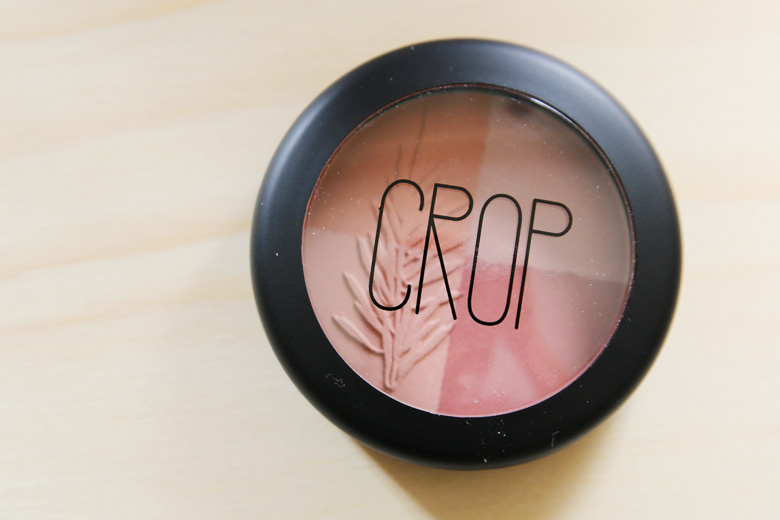 CROP Natural Mineral Pressed Blush in Bouquet