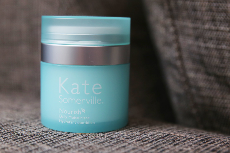 Kate Somerville Nourish Daily Moisturiser: I Got Sucked In By The Pretty Colour Of The Jar