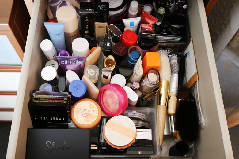 Makeup Collection August 2015