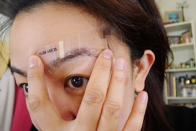 Brow Stencils: Why I Don't Like Them, Not One Bit.