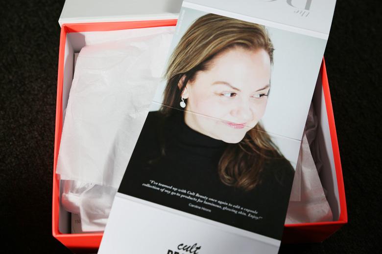 Cult Beauty Caroline Hirons Beauty Box No 2