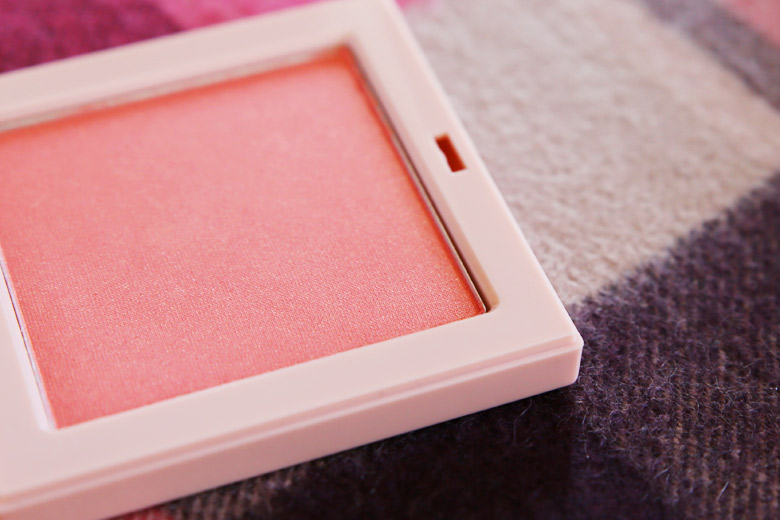 A Surprisingly Good Blush Find from Luma Cosmetics (Dusty Rose)
