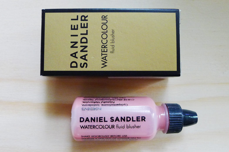Blog Sale Daniel Sandler Watercolour Blusher Cherub