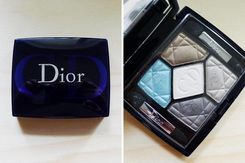 Blog Sale Dior 5 Couleurs Eyeshadow Palette Sky Glow