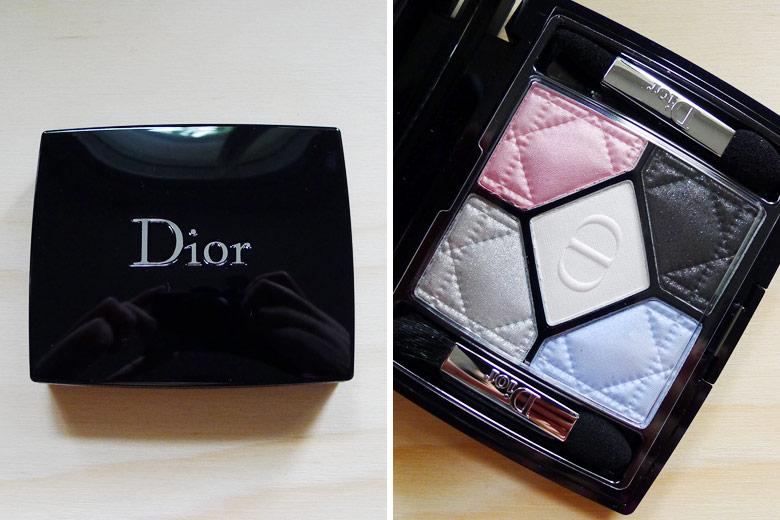 Blog Sale Dior 5 Couleurs Eyeshadow Palette Snow Illusion