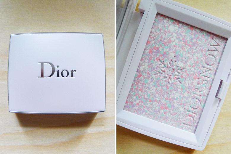 Blog Sale Dior Les Neiges de Diorsnow