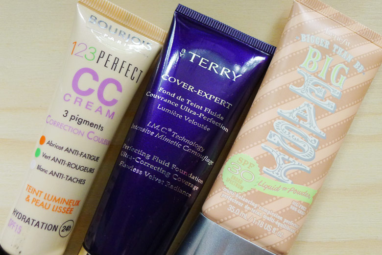 Blog Sale Foundations Bourjois By Terry Benefit