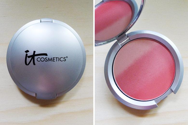 Blog Sale IT  Cosmetics CC Radiance Blush