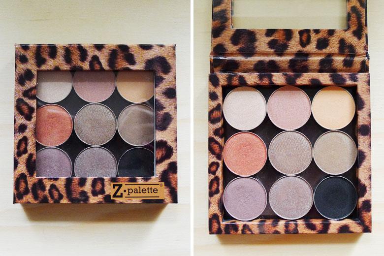 Blog Sale Makeup Geek Eyeshadows Z Palette