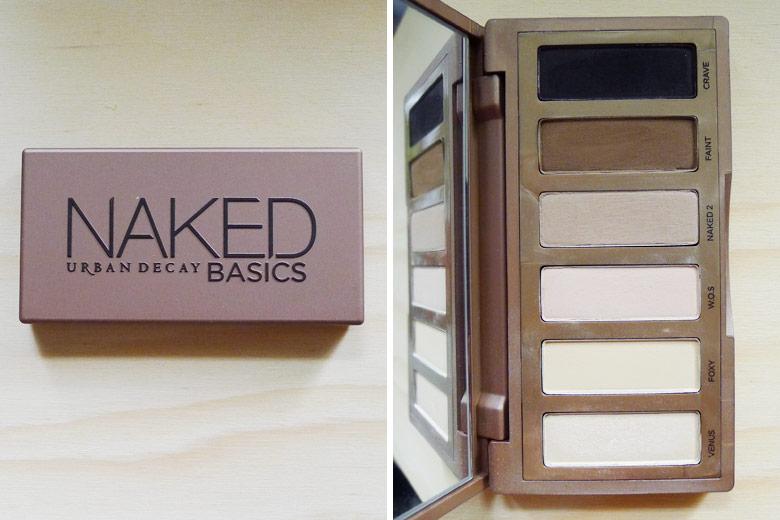 Blog Sale Urban Decay Naked Basics Eyeshadow Palette