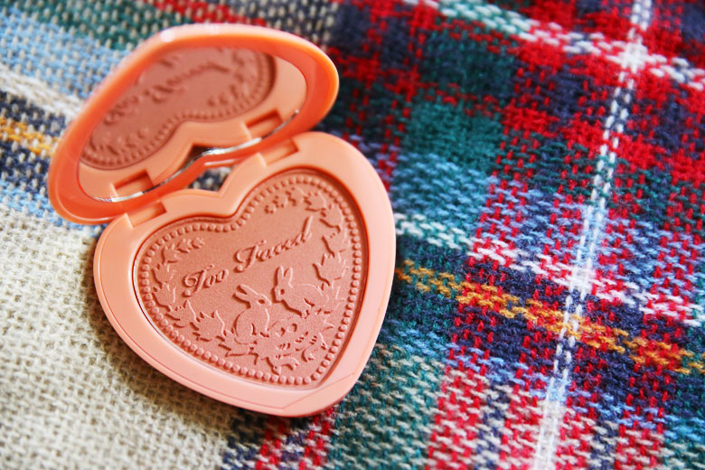 Too Faced Love Flush Blush in I Will Always Love You