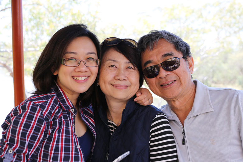 2015 Highlight - Parents in Melbourne