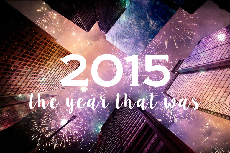 2015: The Year That Was