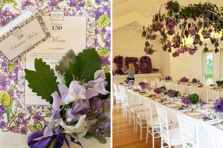2015 Highlight - 150th Anniversary Tilley's Lunch