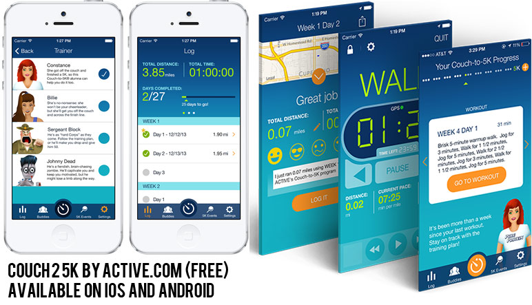 Couch 2 5K by Active.com