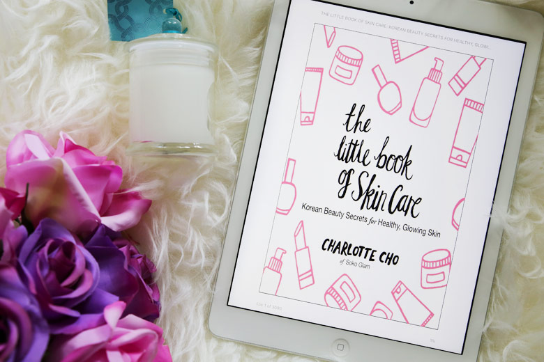 On My Beauty Bookself: The Little Book of Skincare by Charlotte Cho
