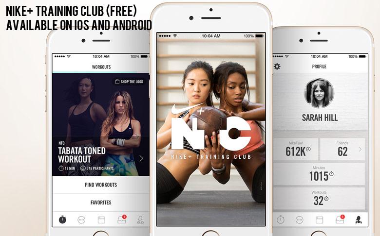 Nike Plus Training Club