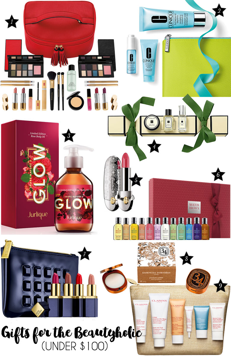 Christmas Gift Guide 2015 For The Beautyholic Under 100
