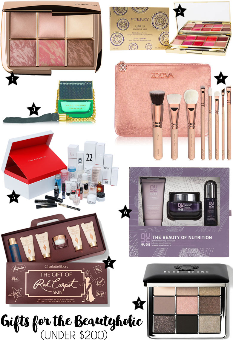 Christmas Gift Guide 2015 For The Beautyholic Under 200