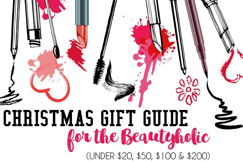 Christmas Gift Guide 2015: For The Beautyholic