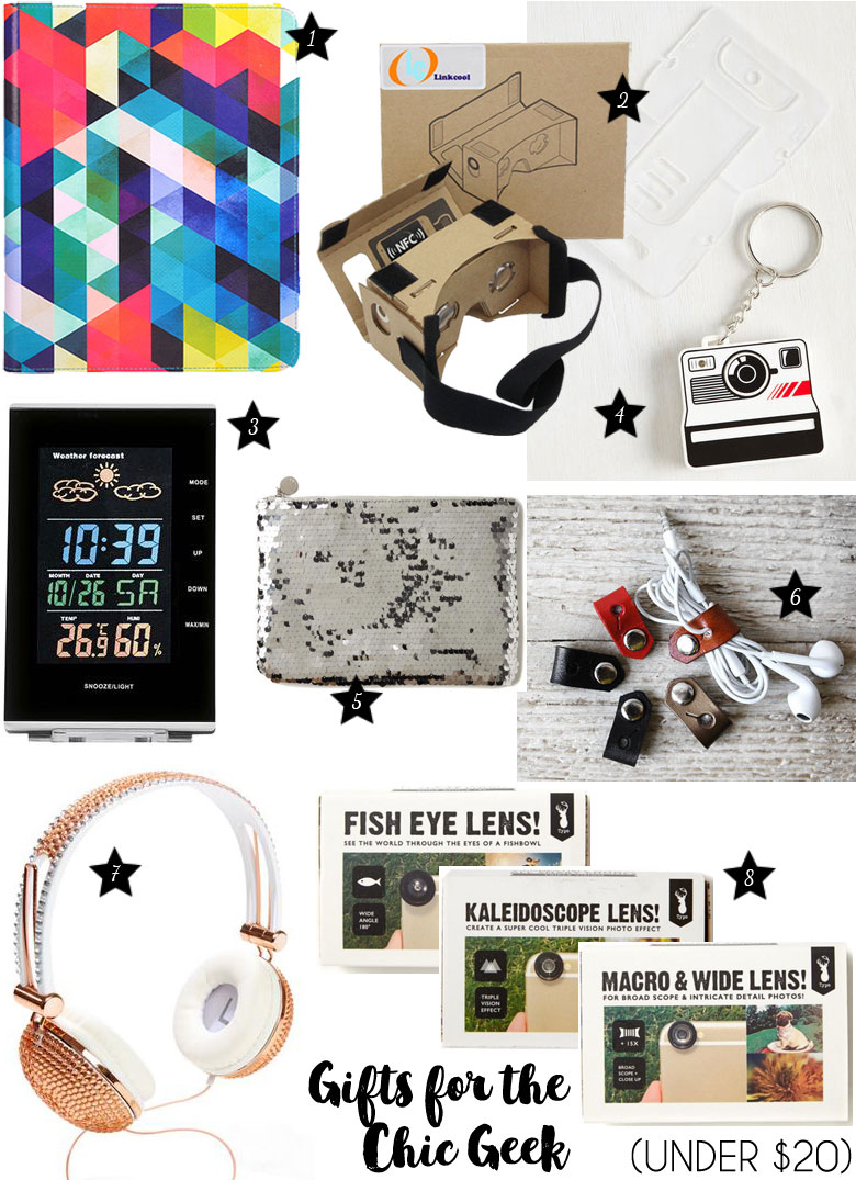 Geek Christmas Gifts.Christmas Gift Guide 2015 For The Chic Geek Beautyholics