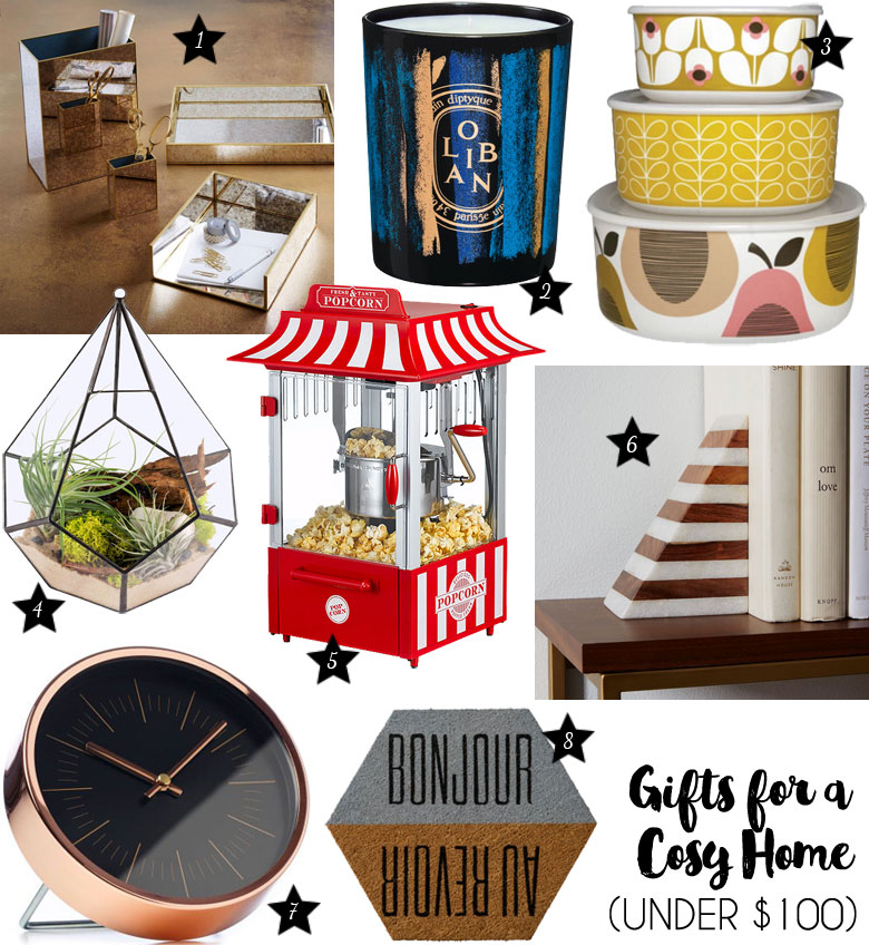 Christmas Gift Guide 2015 For A Cosy Home Under $100