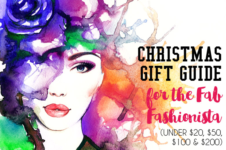 Christmas Gift Guide 2015: For The Fab Fashionista