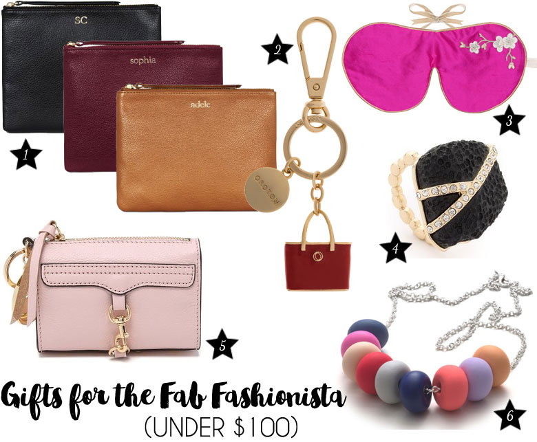Christmas Gift Guide 2015 For The Fab Fashionista Under 100