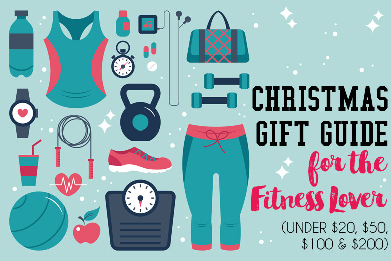 Christmas Gift Guide 2015: For The Fitness Lover