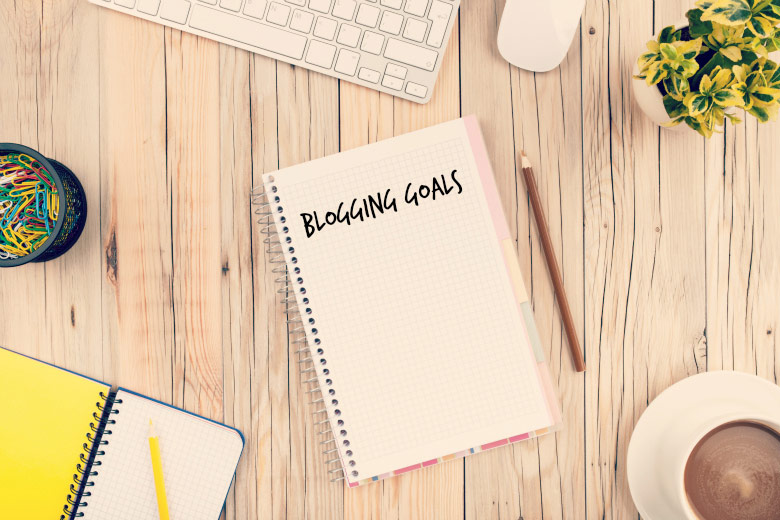 Bloggie Wednesday: When Blogging Goals Aren't Met (And It's Okay!)