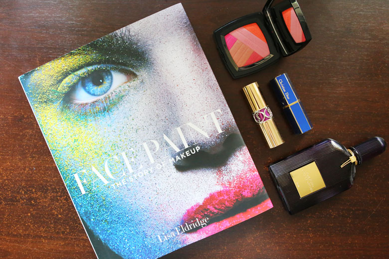 On My Beauty Bookshelf: Face Paint By Lisa Eldridge