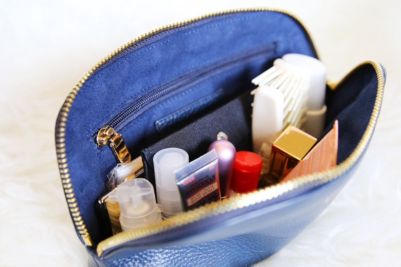 What's In My Makeup Bag January 2016 Edition