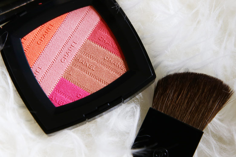 Chanel Sunkiss Ribbon Blush Harmony, Thou Art Beautiful And Thou Art Mine!