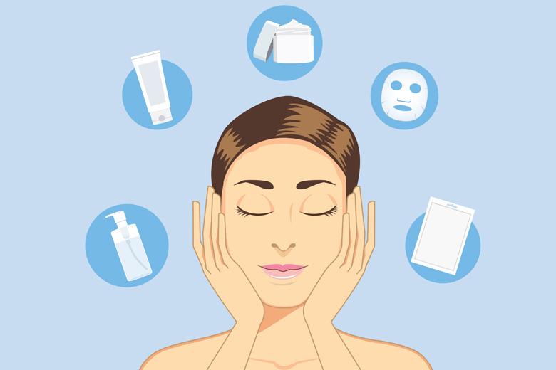 The Famous 10 Step Korean/Japanese Skincare Routine
