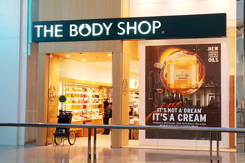 The Body Shop Chadstone