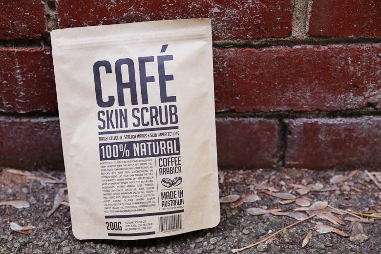 Cafe Skin Scrub