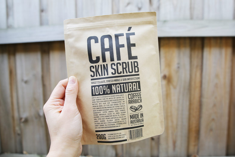 Cafe Skin Scrub: A Body Scrub So Delicious-Smelling, It's Almost Good Enough To Eat!