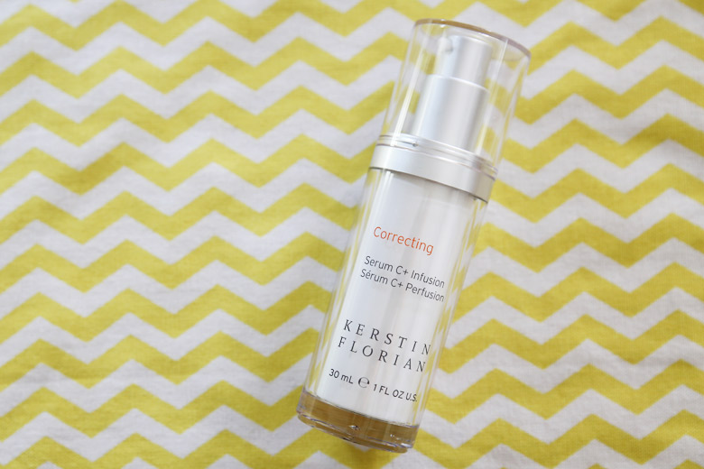 Kerstin Florian Correcting Serum C+ Infusion: Everything's Coming Up Bright and Glowy!