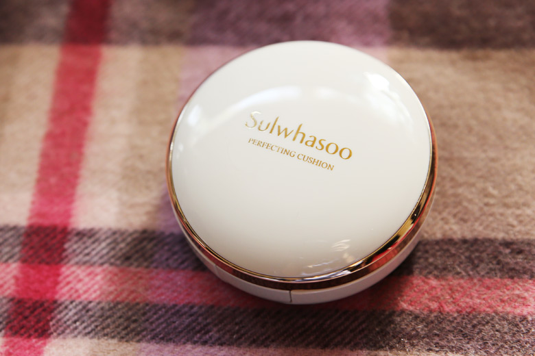 Sulwhasoo Perfecting Cushion AKA The Cushion Foundation That Made Me Fall In Love With Cushion Foundations