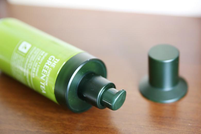Tony Moly The Chok Chok Green Tea Watery Lotion